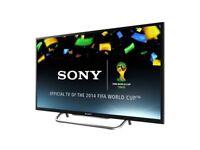 "ALMOST NEW* SONY BRAVIA 50"" SMART LED TV 3D ULTRA SLIM FULL HD 1080P FREEVIEW INBUILT"