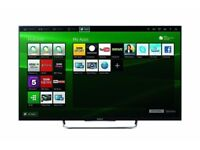 sony bravia kdl-50w829 led 3d smart with wifi build in . mint condition.