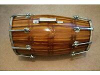 Dholki dholak Indian drum kirtan sangeet