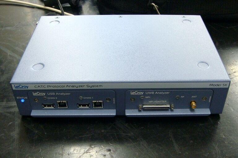 LeCroy UW003AAA-X UWB USB BUS-Analyzer CATC 5K