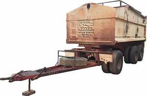 1984 Freighter Dog Trailer(slide in water tank), Call 0477 97EMUS Cooktown Cook Area Preview