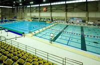 Entreneur de natation (moniteur de l'aquaforme)