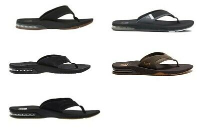 Reef Mens Sandals With Bottle Opener-Fanning Styles