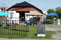Vendor wanted, inside spot -Almonte Flea Market- Fair Grounds
