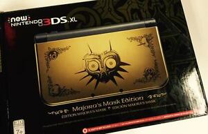 New 3DS XL Majora's mask special edition - unopened - NA Region
