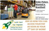 Forklift: Walkie Experience - No Certification