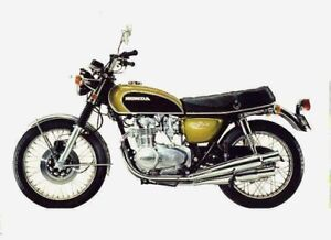 I am looking for an older Honda motorcycle