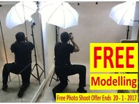 Modelling Photo Shoot Offer Free Ends 20 - 1 – 2017