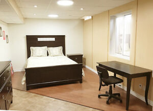 Basement rooms for rent,/ Vaughan Mills (Maple) / Female only