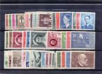 Belgique 1952/1953 - Complete year 1953 and eastern cantons