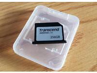 Transcend JetDrive Lite 256GB SD card