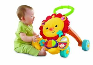Fisher-Price Musical Lion Walker - almost new
