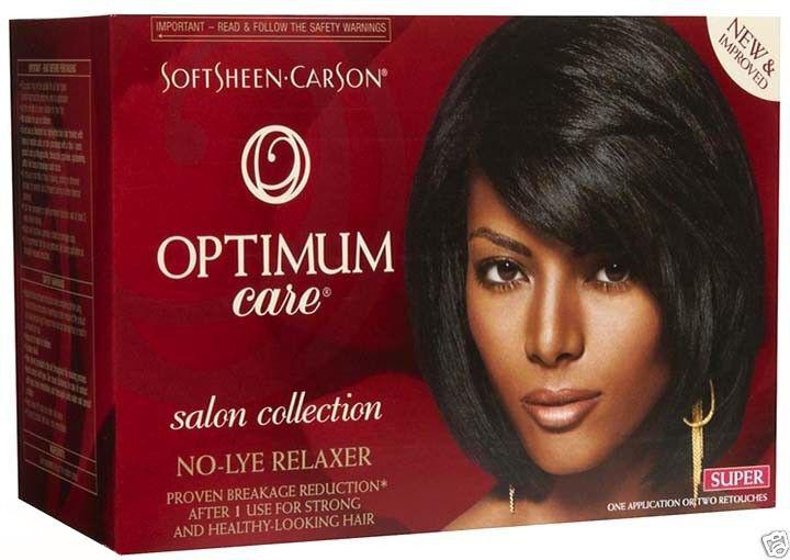 Softsheen Carson Optimum Care Salon Collection