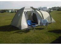 Five man tent..