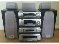 TECHNICS Sounds System SHEH790 SAEH790 SLEH790 RSDV290
