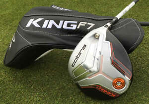 Cobra F7 Ti King Driver and Cobra King 3 Wood - Right hand