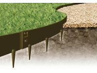 Everedge Classic Easy Lawn Edging (Border Path Driveway Garden Landscaping Grass) (£4 per metre)