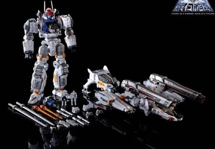 Transformers Diamond Cyclone Z-01 Diaclone DA-06 Dia Battles V2 Cosmo Maneuver
