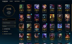 League of Legends Account Taringa Brisbane South West Preview