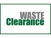 Man and van waste/rubbish removal/clearance service, Home, Office & Garden. Licensed waste carriers.