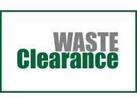 Man and Van. Rubbish and waste removal service, home, office and garden clearances.