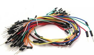 65pcs-Jumper-Wire-cable-kit-for-Solderless-Breadboard-New