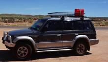 1995 Mitsubishi Pajero 4wd Wagon Wa Rego Till October Fremantle Fremantle Area Preview