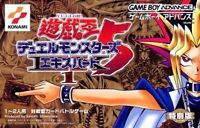 Gameboy Advance Game - Yu-Gi-Oh! Duel Monsters 5 Expert 1