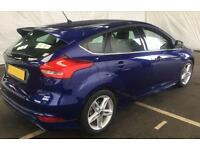 Ford Focus 1.6TDCi ( 115ps ) ( s/s FROM £51 PER WEEK.