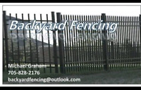 Residential and Small Commercial Fence Installation and Repair