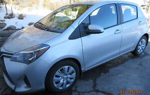 2016 Toyota Yaris Hatchback - lease takeover