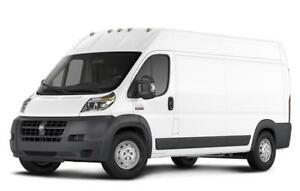 2018 RAM ProMaster 3500 High Roof 159 in. WB