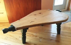 Solid Pine Bellows Table