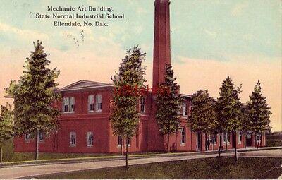 MECHANIC ART BUILDING, STATE NORMAL INDUSTRIAL SCHOOL ...