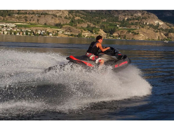 Used 2014 Sea Doo/BRP GTX Limited iS 260