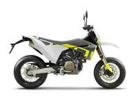 HUSQVARNA 701 SUPERMOTO 2020 MODEL NOW IN STOCK AT CRAIGS MOTORCYCLES