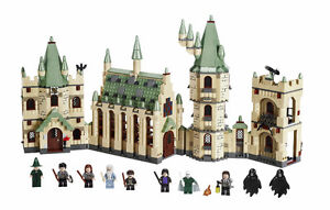 [LF] LEGO Harry Potter Hogwarts