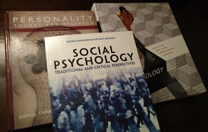 Textbooks for sale! ANTH, COIS, CUST, ENGL, PSYC, SOCI Peterborough Peterborough Area image 6