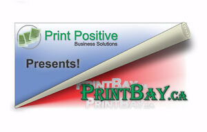 Printing - Signs - Banners - Business Cards and so much more....