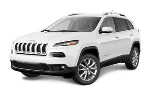 2018 Jeep Cherokee 4x4 Limited