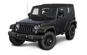 2017 Jeep Wrangler WILLYS WHEELER *DEMO*