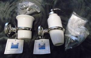 Genuine Murray Feiss Bathroom Accessories