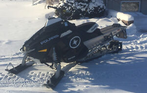 **REDUCED** 2014 Polaris Pro RMK 800