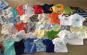 3 month baby boy clothes Cambridge Kitchener Area image 1