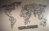 Custom cut vinyl FREE SHIPPING to Vancouver. #DNGLDecals