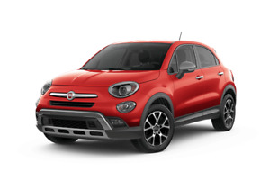 WANTED: Fiat 500X AWD With Leather