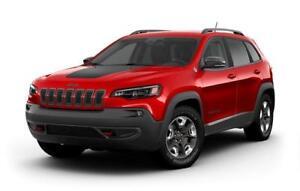 2019 Jeep New Cherokee Trailhawk