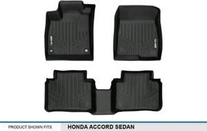 New 2018-2019 Honda Accord Sedan Floor liners