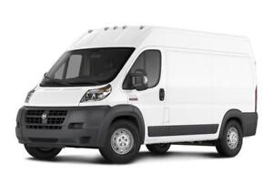 2018 RAM ProMaster 2500 High Roof 136 in. WB