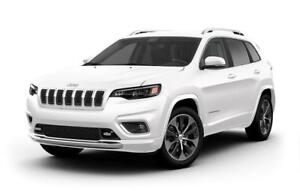 2019 Jeep New Cherokee Overland